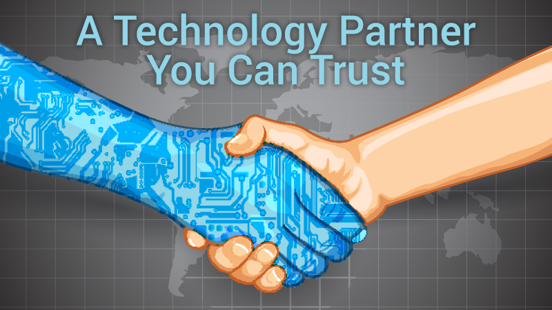 A technology partner you can trust
