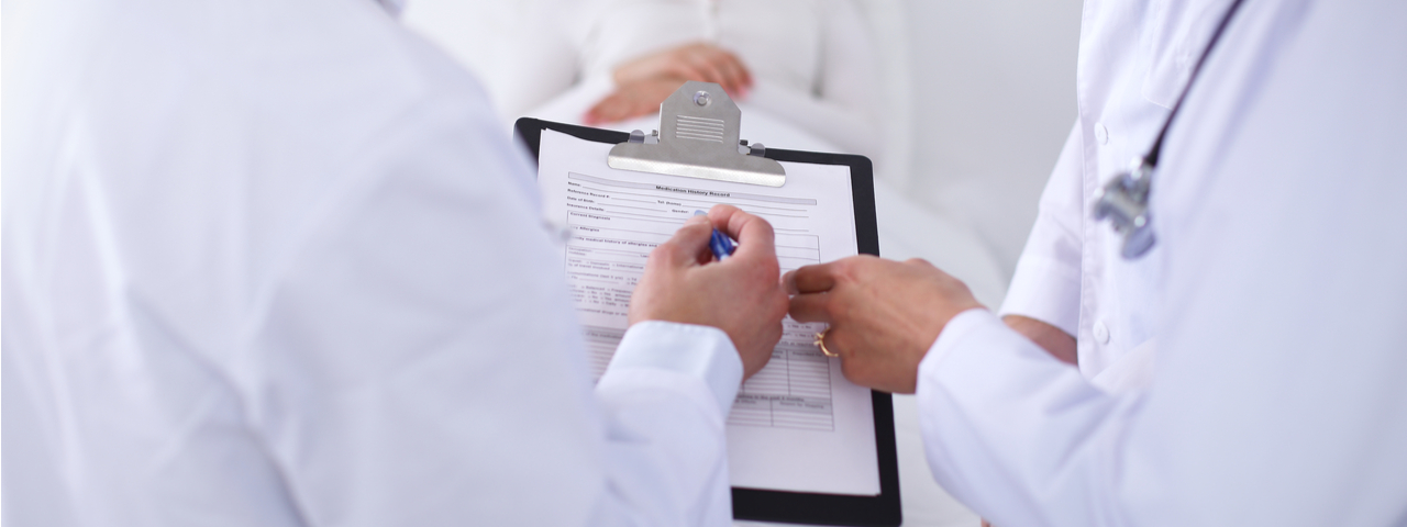 healthcare providers, paperwork