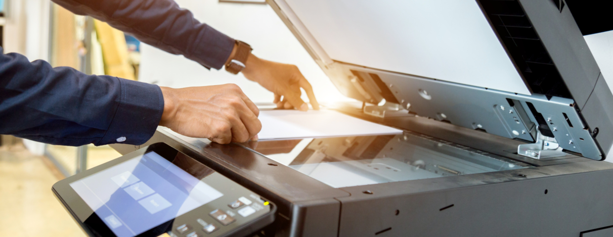 scanning documents