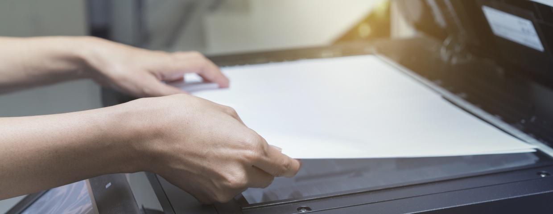 Scanning documents